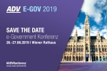 ADV E-Government Konferenz 2019